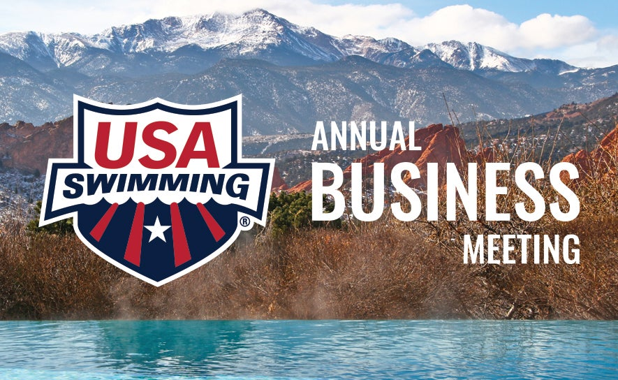 USA Swimming Annual Business Meeting