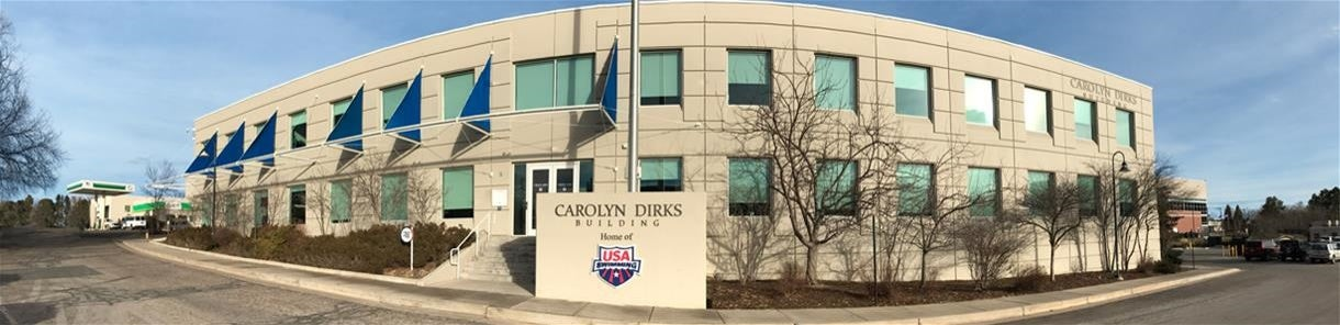 USA Swimming Headquarters Carolyn Dirks Building