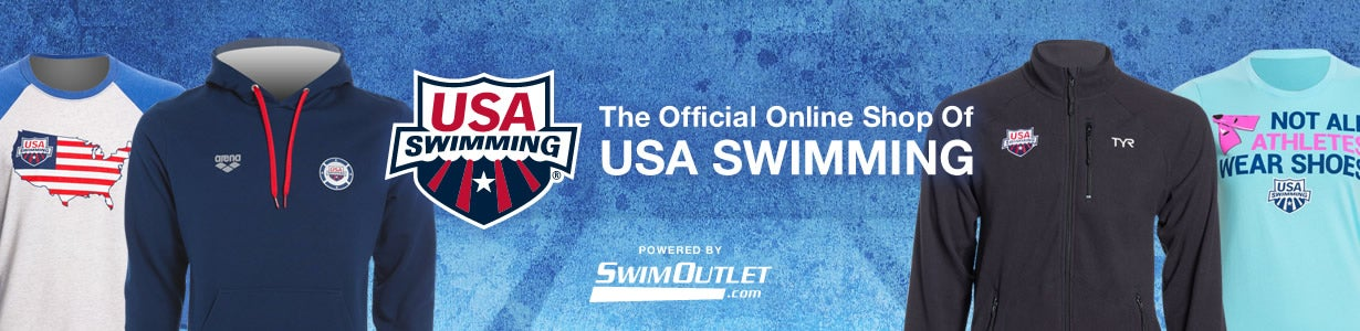 USA Swimming Store at SwimOutlet.com