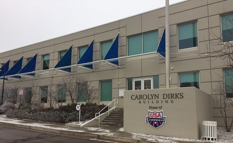98fd33ac919 USA Swimming Headquarters