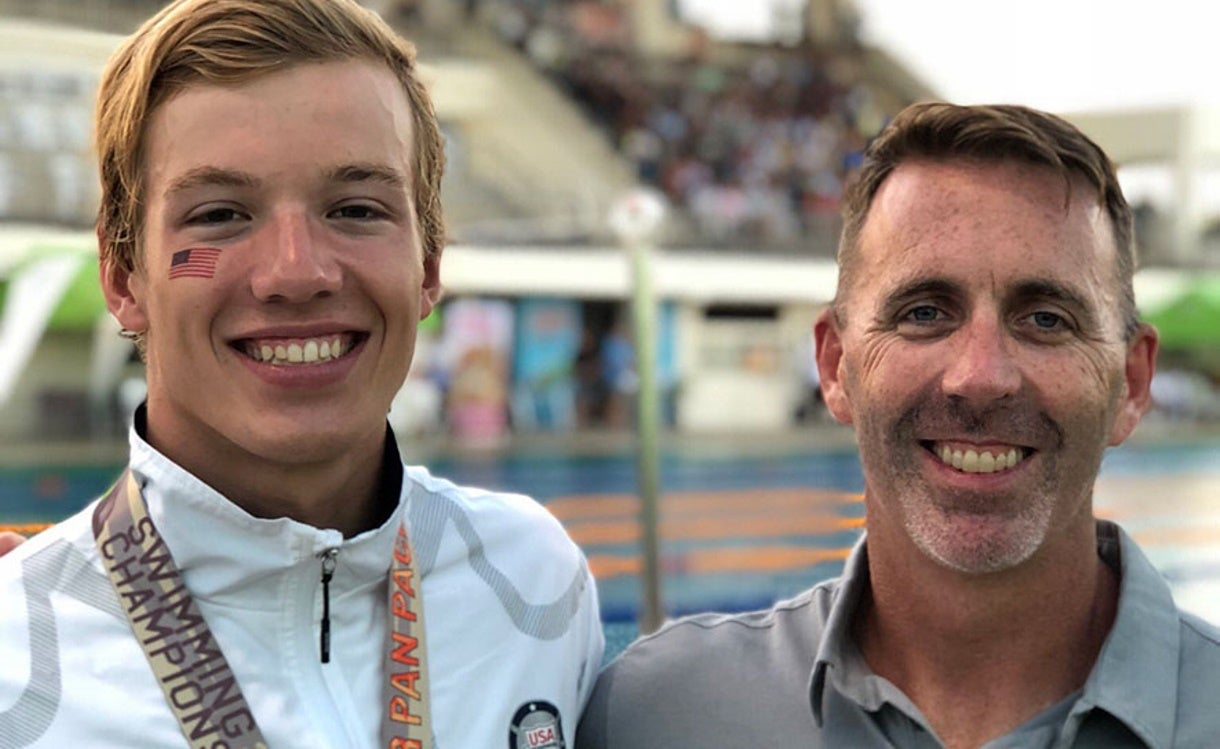 Americans Race to Seven Gold Medals to Open Junior Pan Pacs