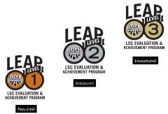 LEAP Levels 1, 2, 3