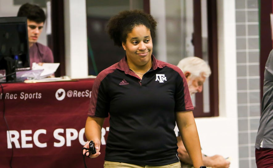 Tanica Jamison, Texas A&M Associate Head Coach