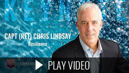 Keynote Speaker- Chris Lindsay - Resilience