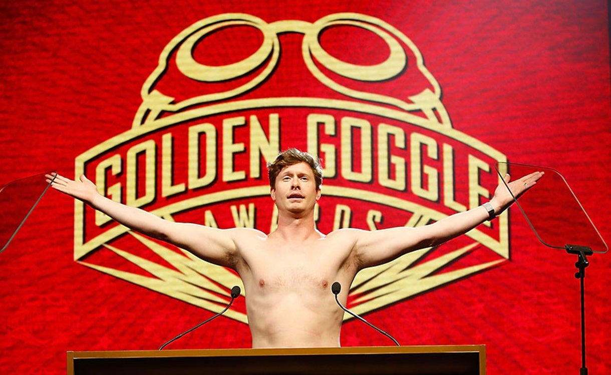 Tune-In for Sunday's Golden Goggle Awards and Red Carpet Pre-Show