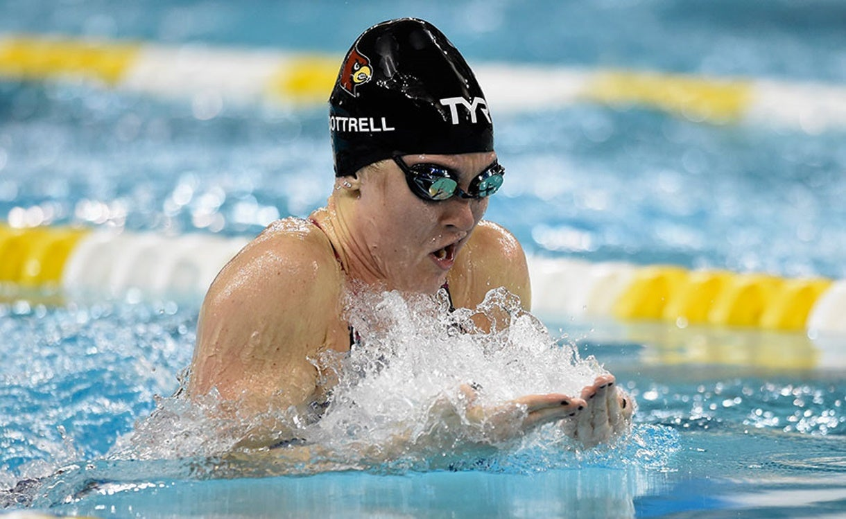 Andrea Cottrell Earns 100m Breaststroke Bronze at World University Games