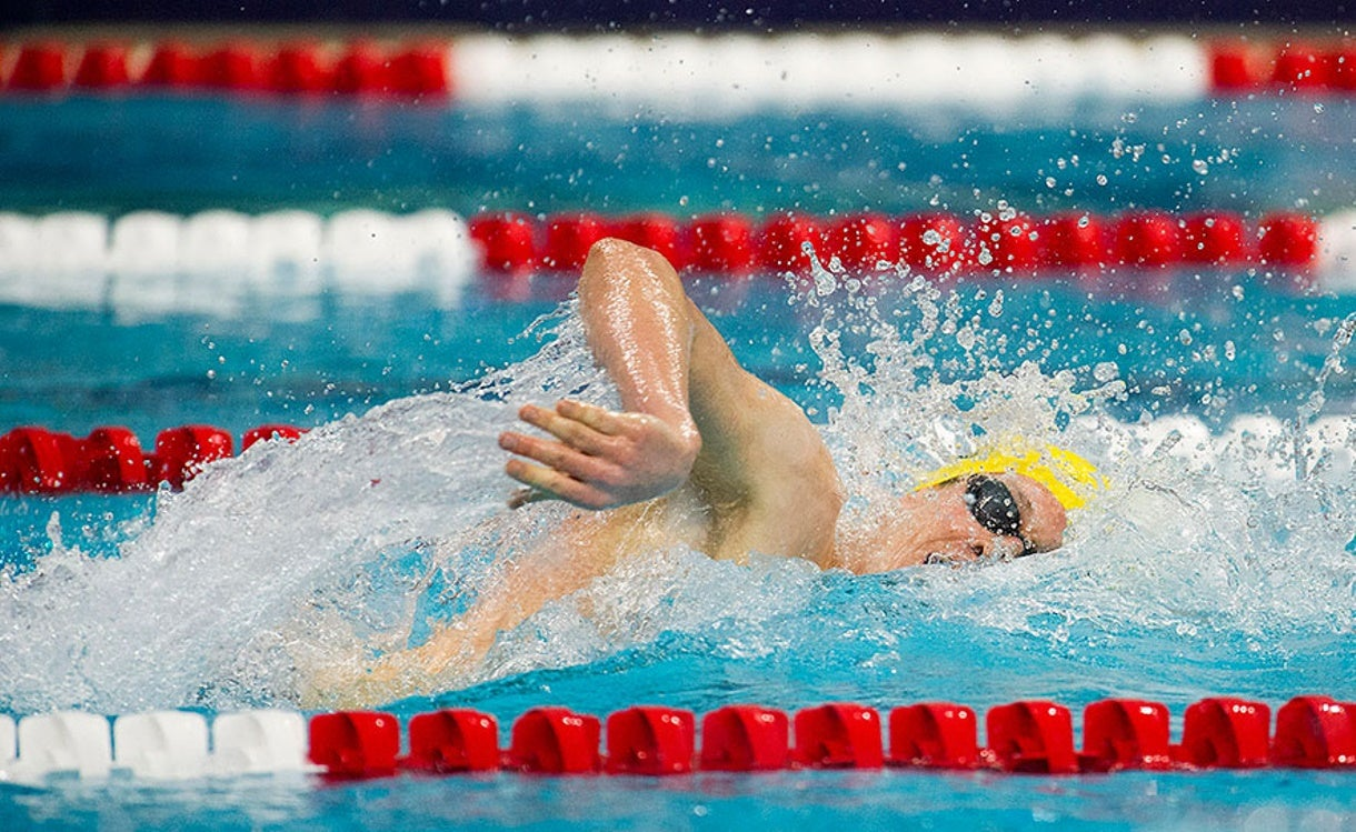 Grothe Earns Third Win at TYR Pro Swim Series at Austin
