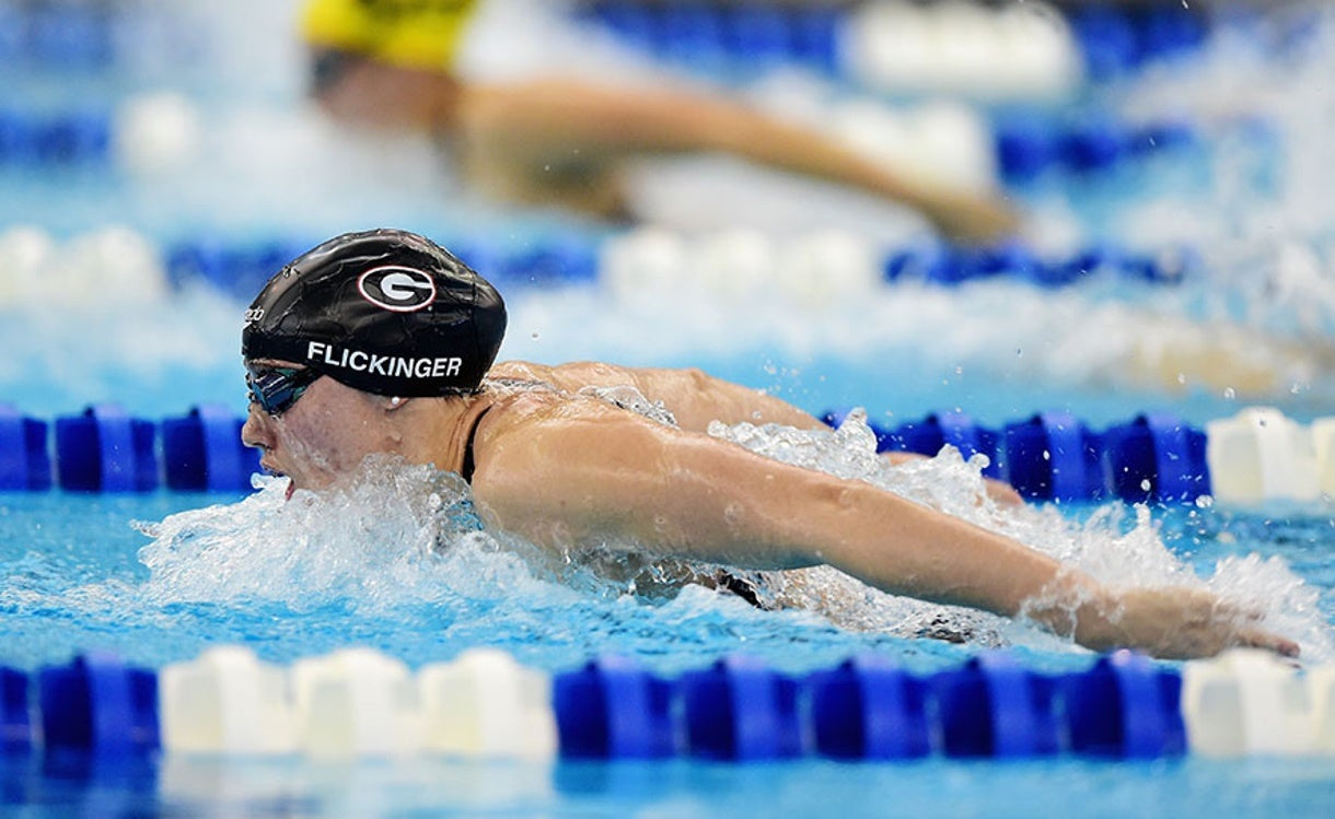 Four Olympians Victorious to Close USA Swimming Winter Nationals