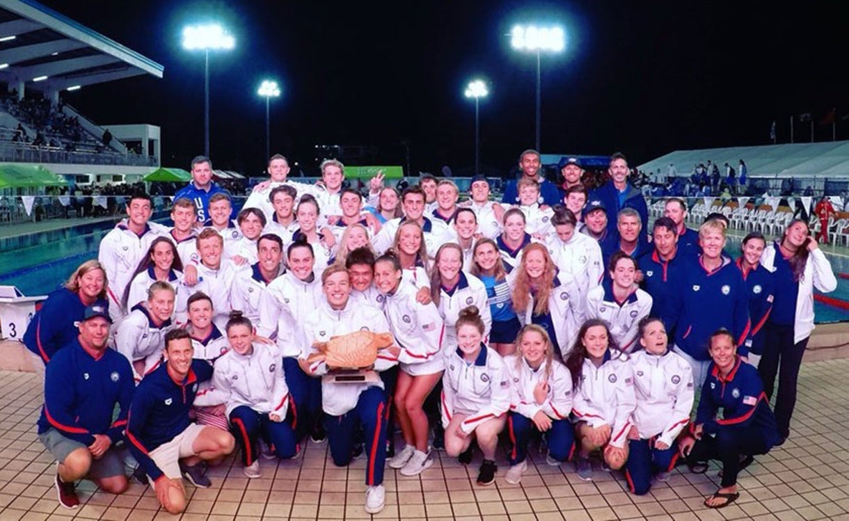 U.S. Wraps Junior Pan Pacs with 14 More Medals, Seven Gold
