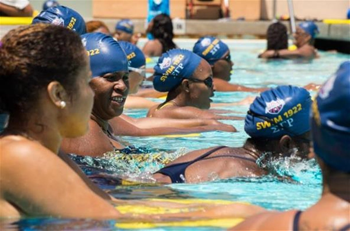 Black History Month: The Impact of Swim 1922 Beyond Sigma Gamma Rho, Sorority Inc.