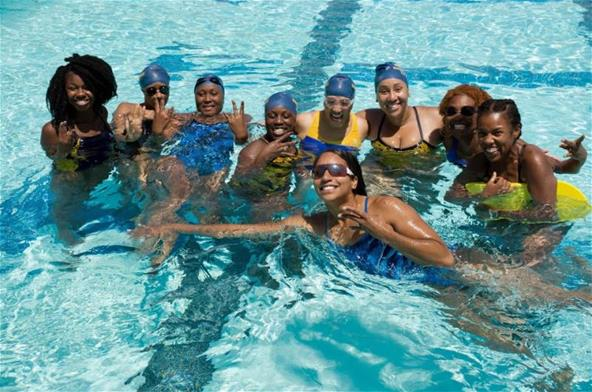 Sigmas Up Swim 1922 Clinic