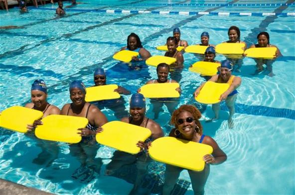 We love Kickboards Swim 1922 Clinic
