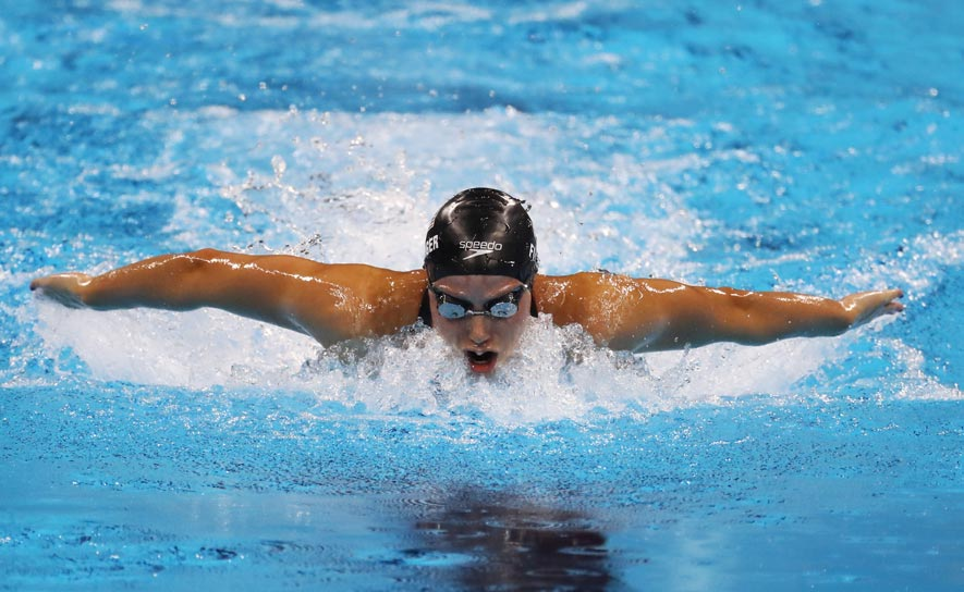 Swimming Images