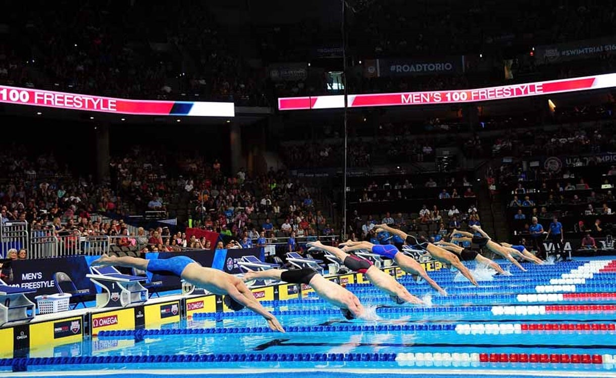Covington is Excited to See Friends and Fast Swimming at 2020 Olympic Trials