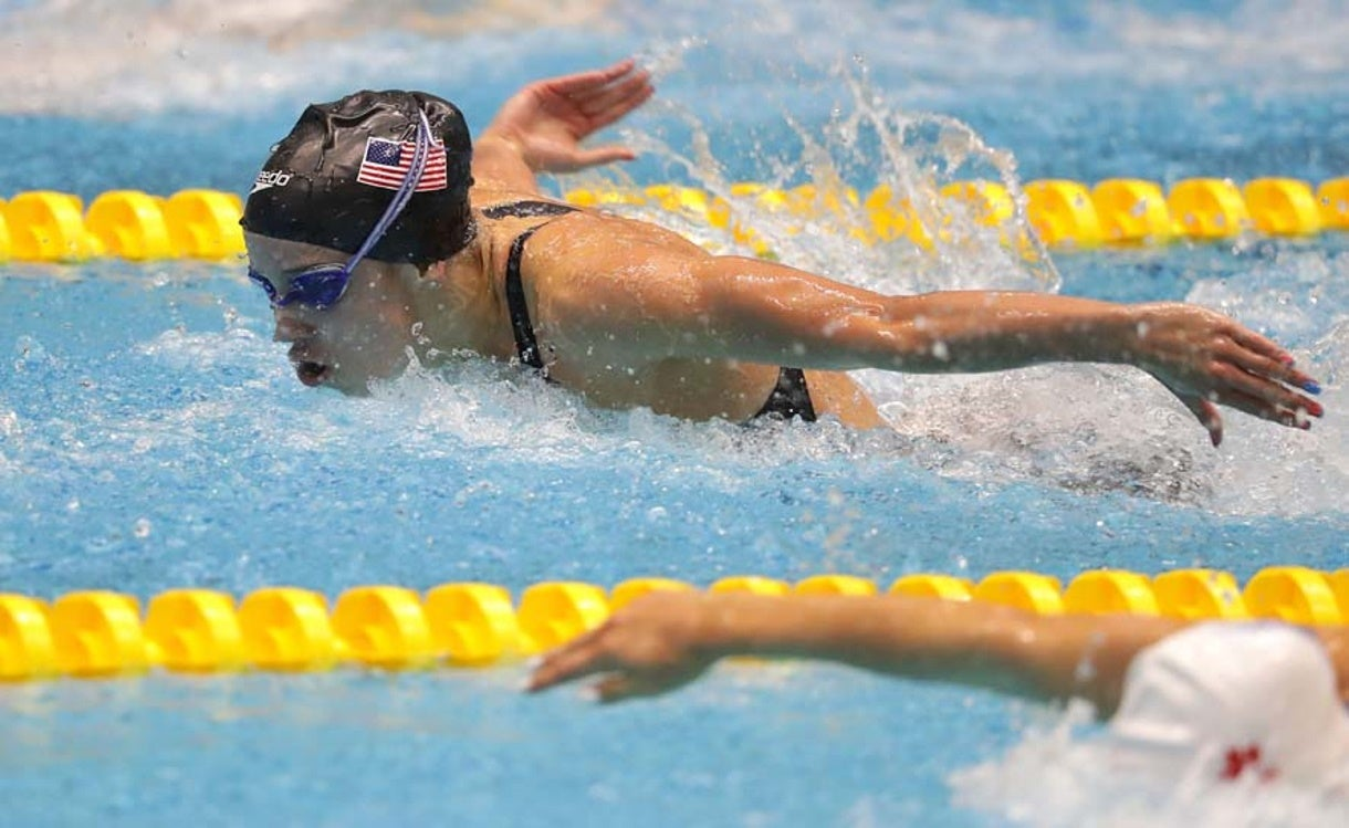 USA Swimming Honors Second Annual 18 & Under World 100