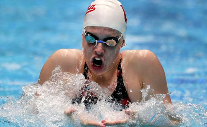 Lilly King won the 200 breast at 2017 Nationals.