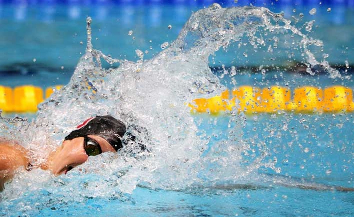 Ledecky, King and Cordes Collect Their Third Wins This Week in Indy