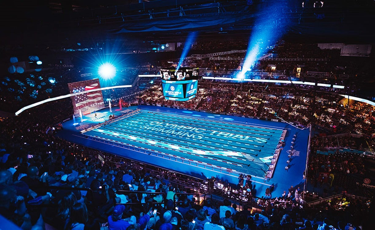 U.S. Olympic Team Trials – Swimming to Return to Omaha in 2020