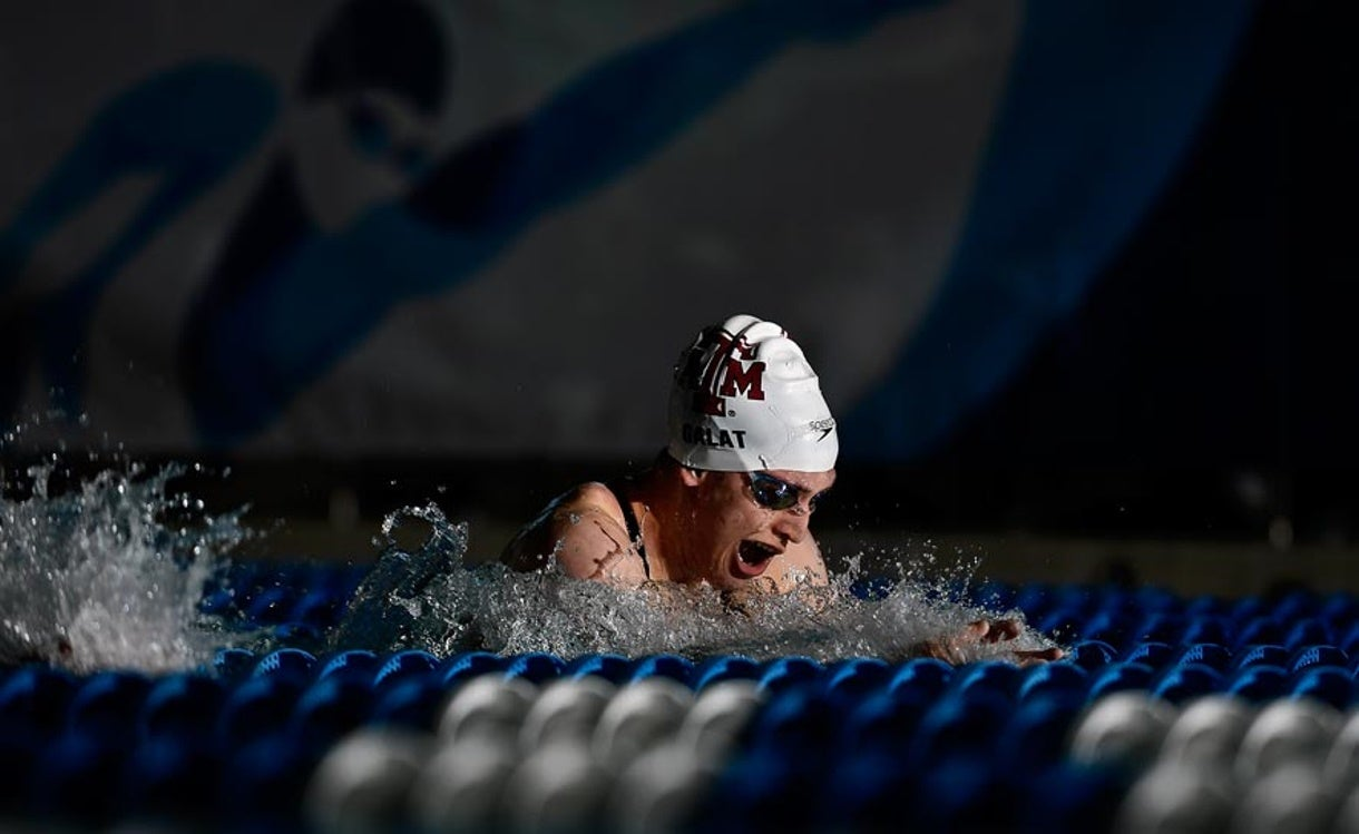 Bethany Galat: Putting Her Faith in Swimming