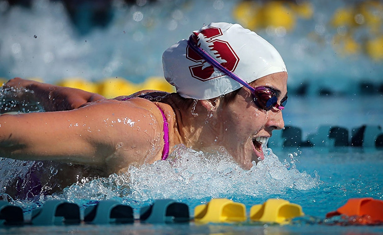Olympic Gold Medalists Shine Friday at Arena Pro Swim Series at Mesa