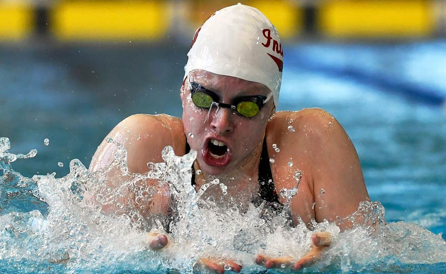 Lilly King Competes in the Arena Pro Swim Series at Atlanta