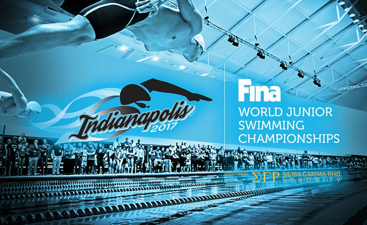 Indianapolis Welcomes 2017 FINA World Junior Championships in One Week