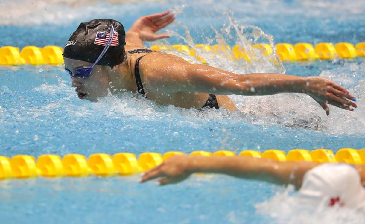 Regan Smith: Swimming Into Her Dreams
