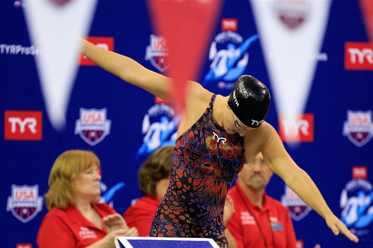 U.S. Olympians Continue to Shine at TYR Pro Swim Series at Columbus