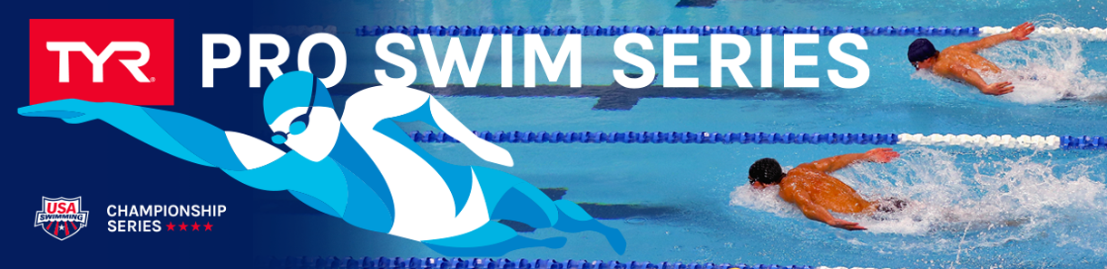 TYR Pro Swim Series at Clovis