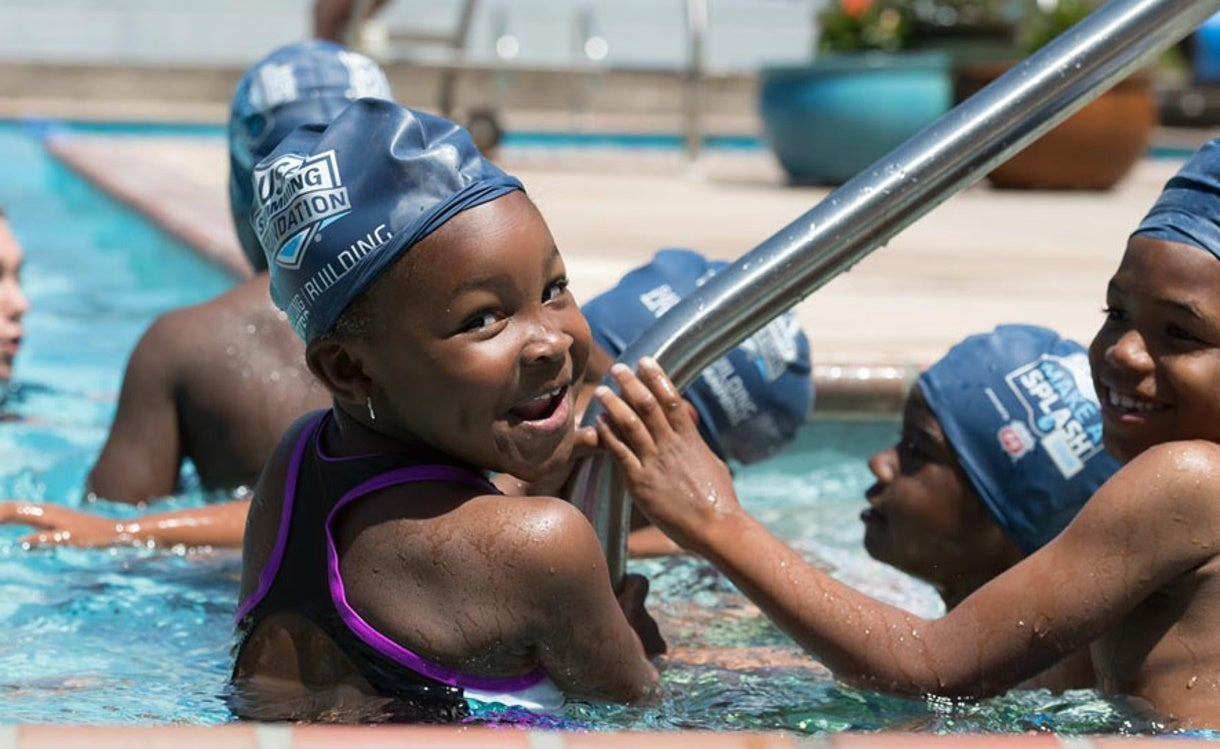 USA Swimming Foundation Supports Swim Lesson Providers Across the Country in Providing Swim Lessons to More Than  1.3 Million Children in 2018
