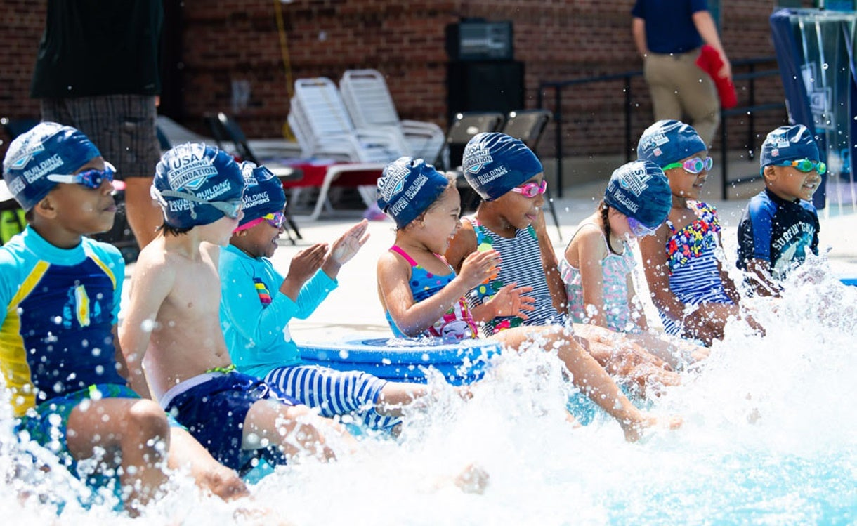 2020 Grant Applications Available to Make a Splash Swim Lesson Providers