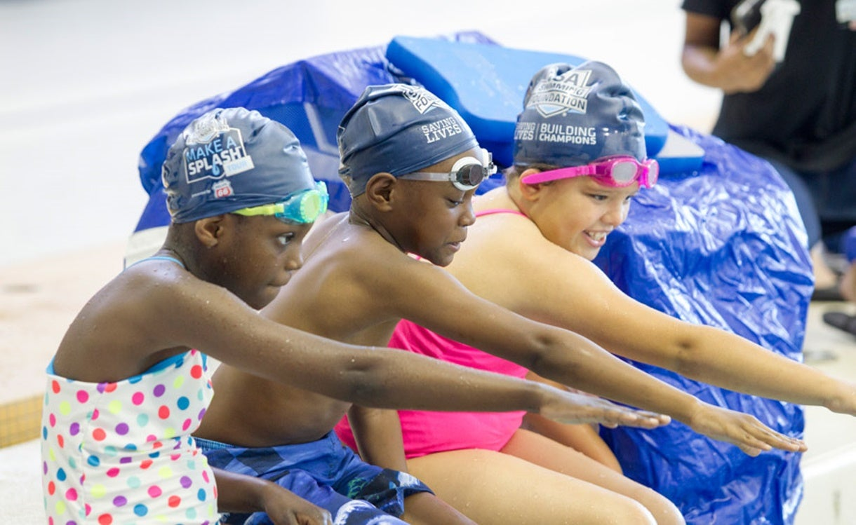 USA Swimming Foundation Distributes More Than $600,000 in 2019 Grant Funding for Swim Lesson Providers