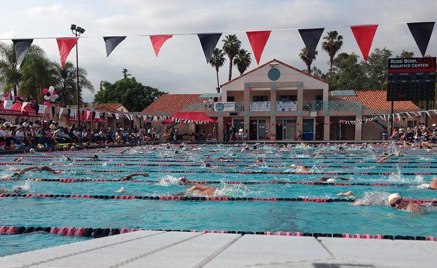 Swim a thon prizes