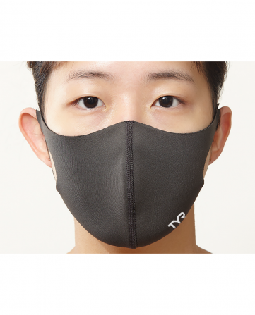 Keep germs away with the TYR Face Mask. Water-repellent polyester prevents penetration of droplets into and out of the mouth and nose while wearing this mask. With a 3D ergonomic shape, the TYR Face Mask has comfortable ear loops and is both washable and reusable.  One size fits most adult faces.|https://www.tyr.com/shop/tyr-face-mask.html|6.99|ftf6