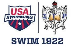 sgrho usa swimming composite logo