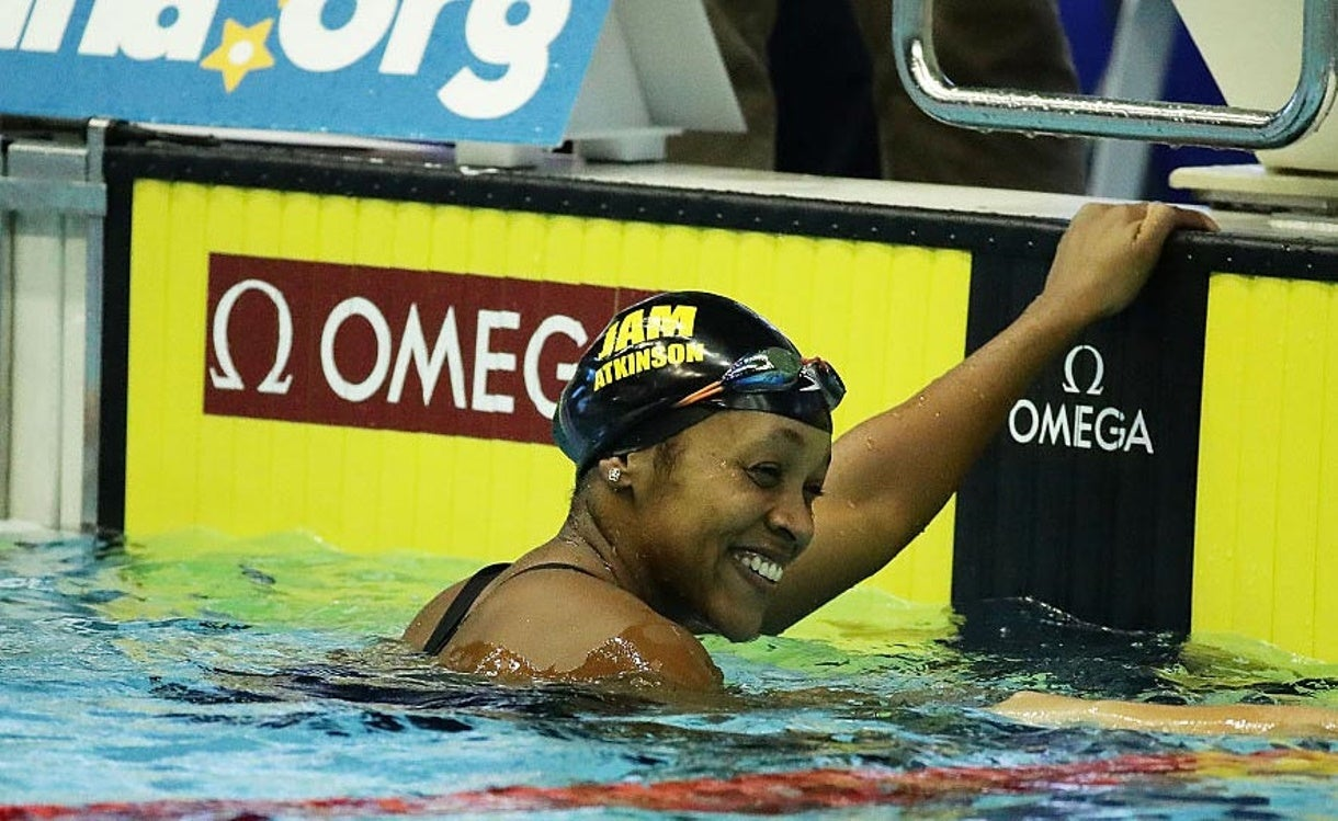 Black History Month: Jamaican Olympian Alia Atkinson on Her Fourth Olympic Journey