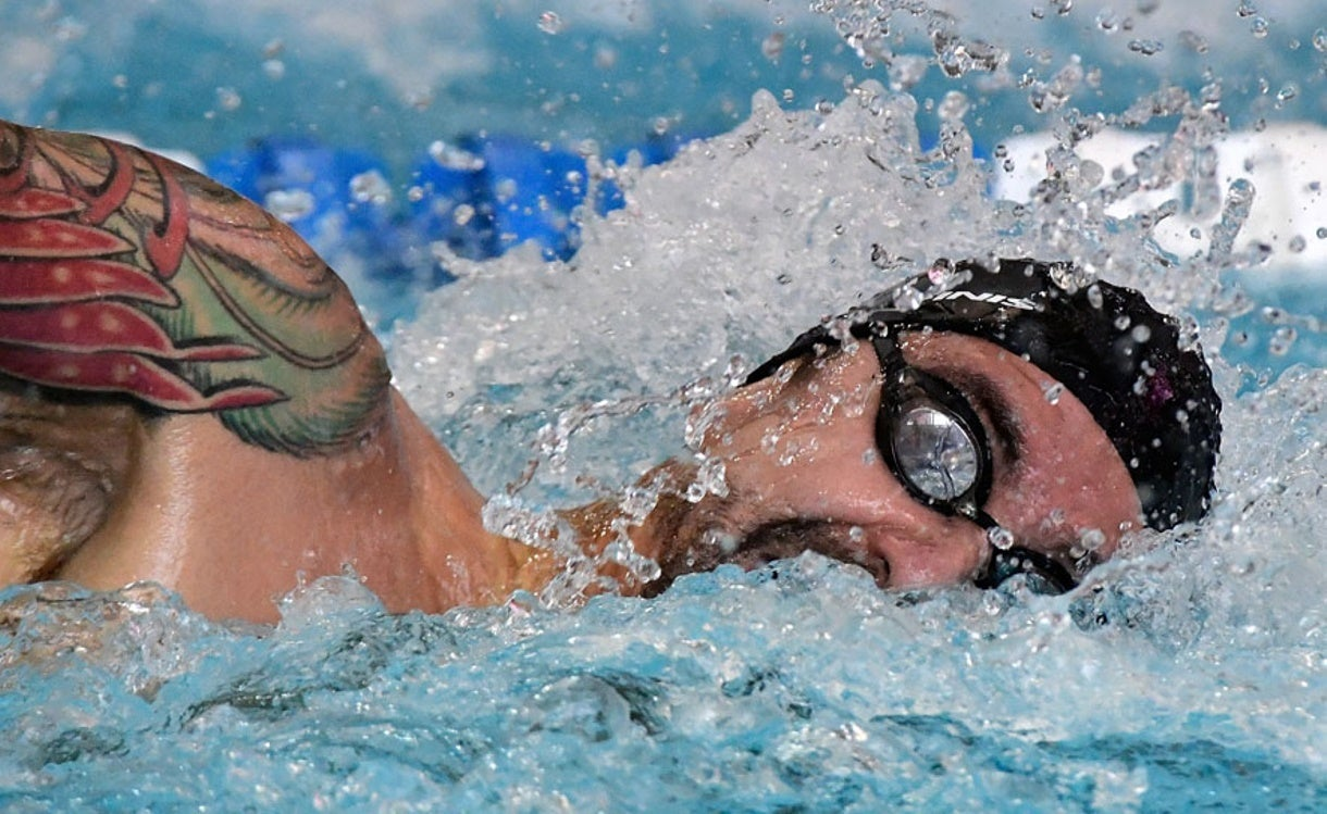 Anthony Ervin is Always Learning