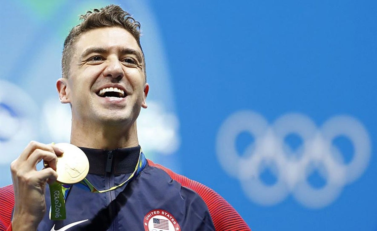 Anthony Ervin Has Set More Milestones than Almost Any Other Swimmer