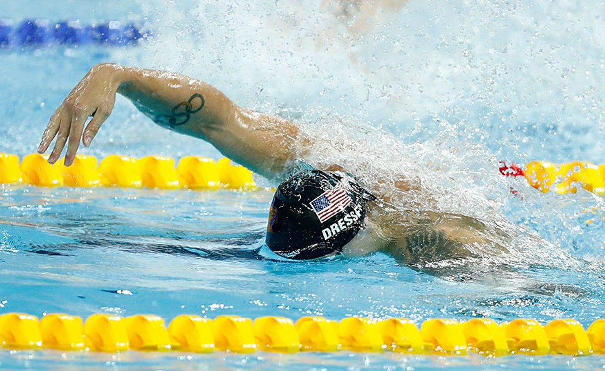 Dressel Earns Team USA Best of December Honors