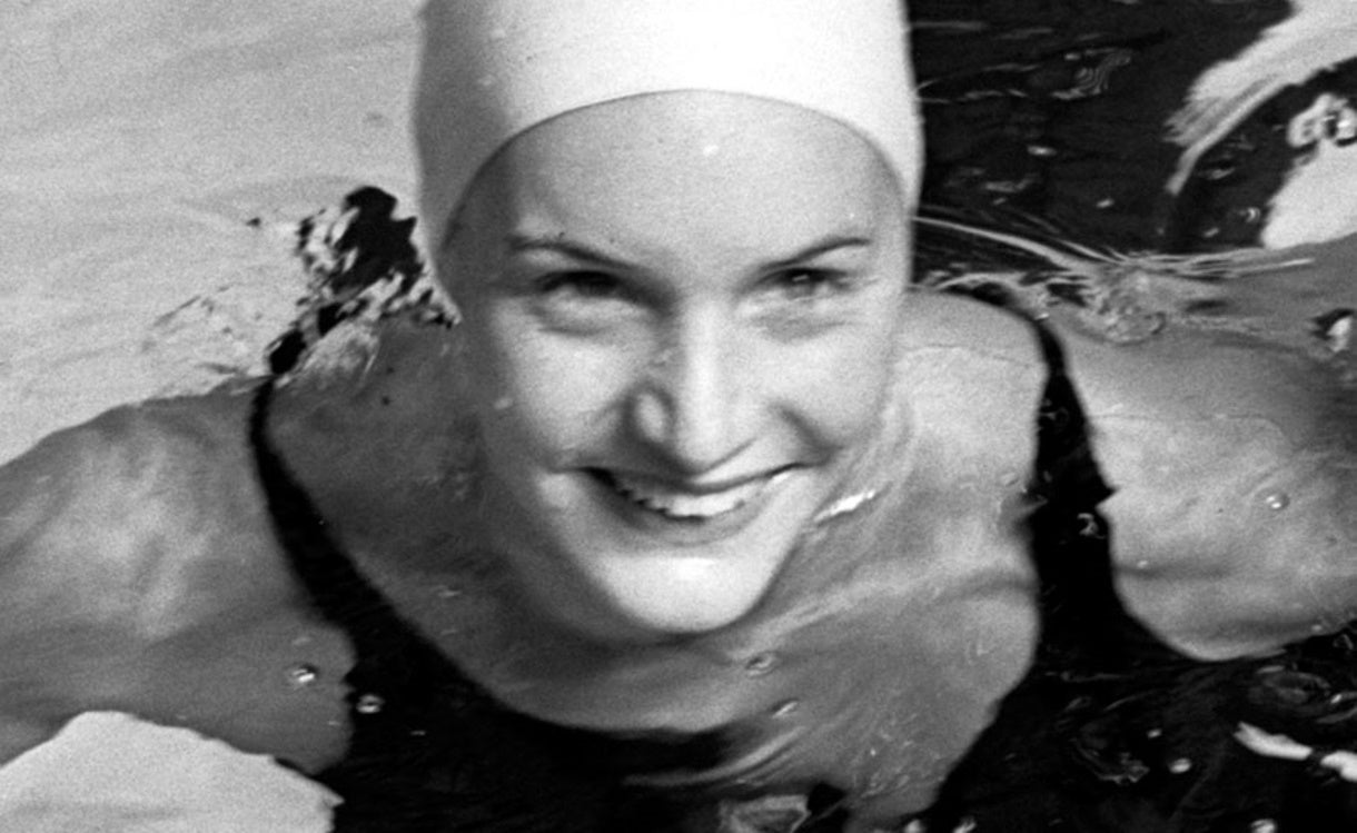 Women in Swimming History: Ann Curtis was the Star of the 1948 London Games