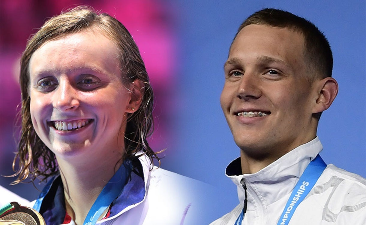Dressel, Ledecky Sweep Best of July Team USA Awards