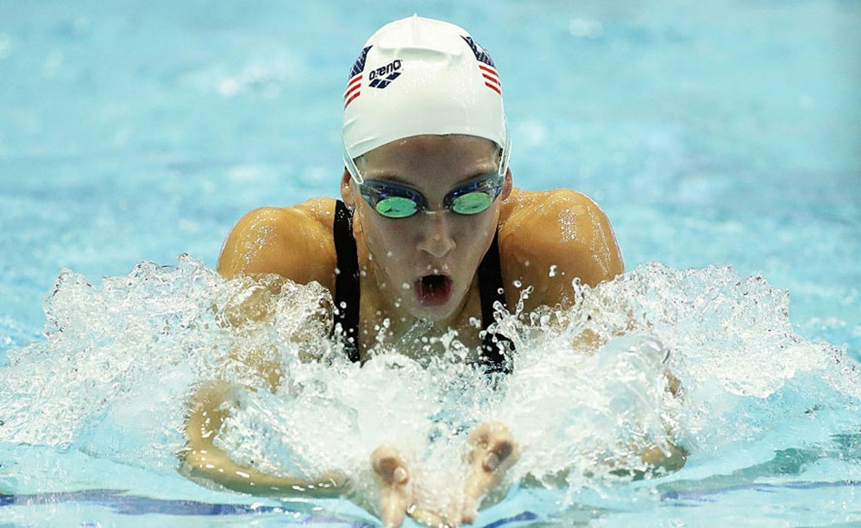 Brooke Forde Competing with the Sport's Elite at Stanford and as Member of National Team