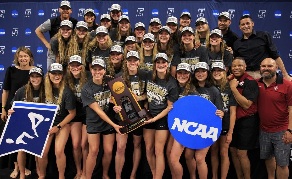 Stanford Wins Third-Consecutive Title in Record-Setting Final Day at NCAA Championships