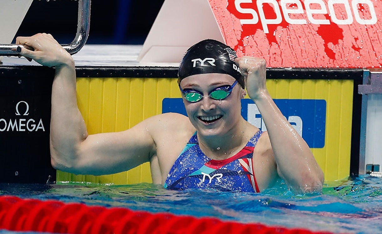 U.S. Adds Five Gold Medals, Two World Records at FINA World Championships (25m)