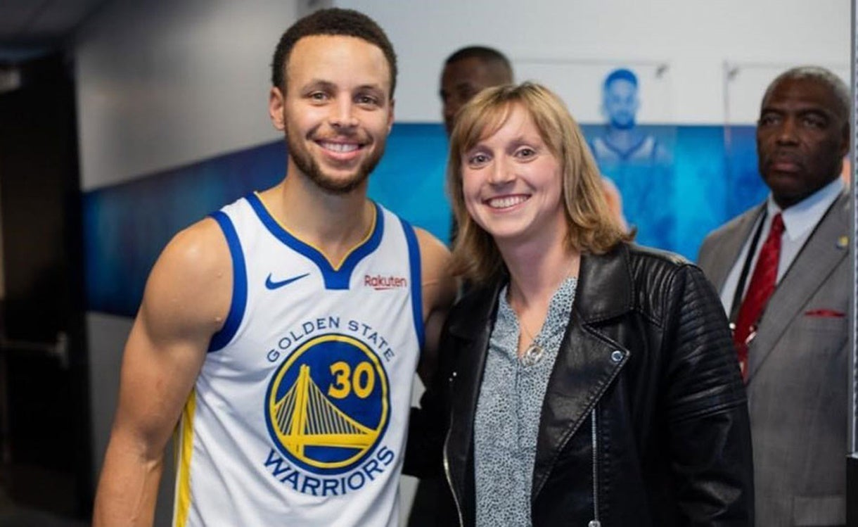 6 Ways Katie Ledecky and Steph Curry Are Pretty Much Exactly Alike