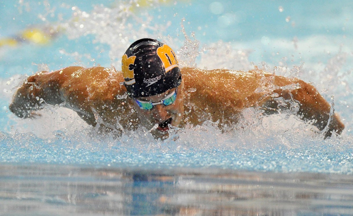 Matthew Josa Continues to Grow in Life and Swimming