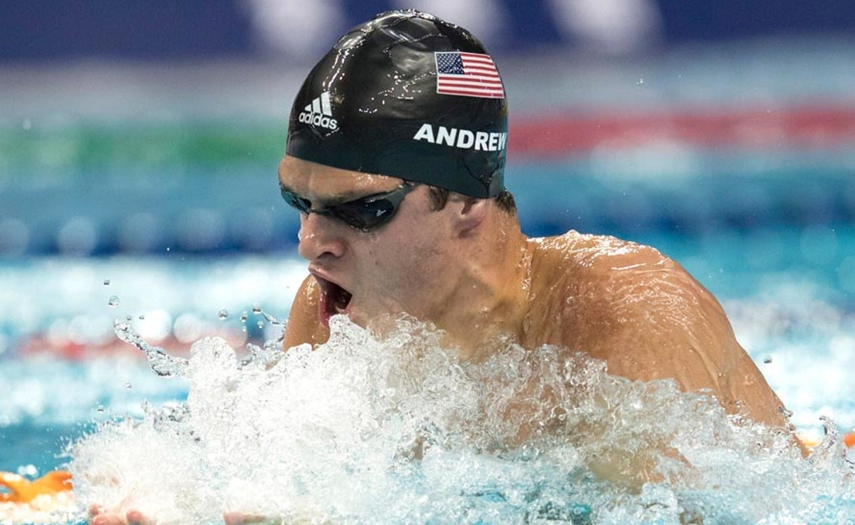 Michael Andrew: Working Toward His Personal Best