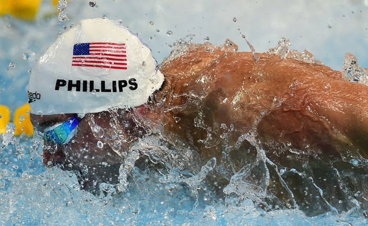 Tim Phillips is Committed to His Future in Swimming and Beyond