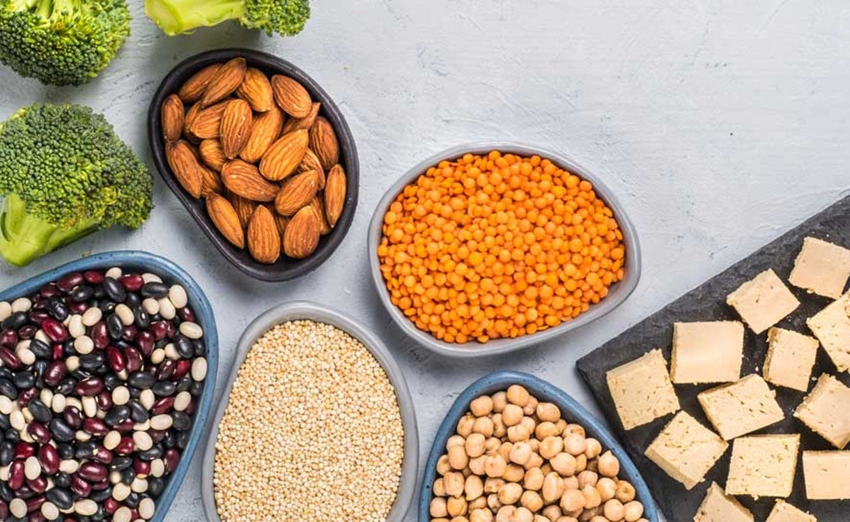 Tips for Choosing Plant-Based Protein Foods
