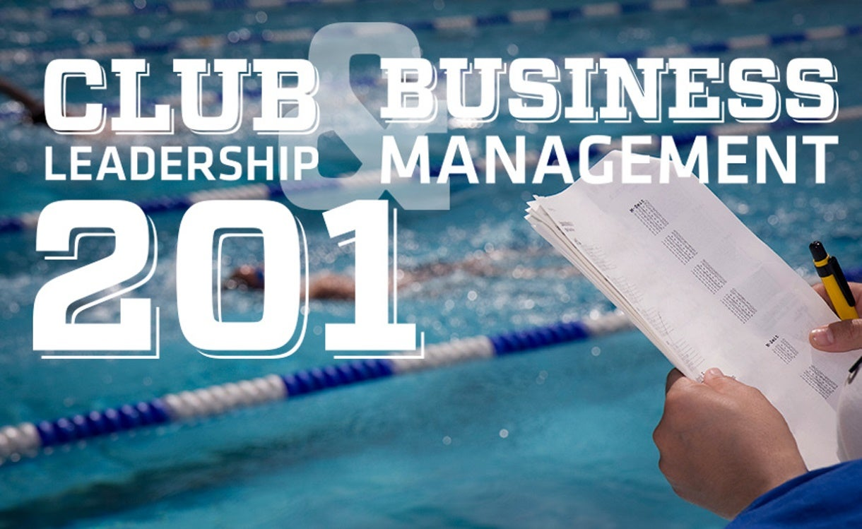 Club Leadership & Business Management School (CLBMS) 201 In-Person Course